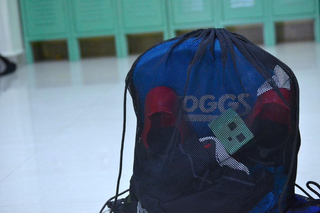 Co powinno się znaleźć w torbie treningowej pływaka?